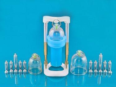 Вакуумный экстендер Andropenis Vacuum Gold 3 в 1 + стретчер