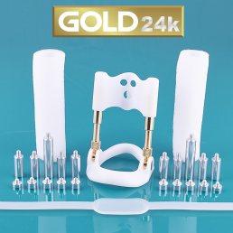 Элитный экстендер Easymax Penis Gold 24k
