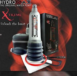 Hydromax XTREME X30 самая мощная гидропомпа для члена